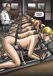 gynsex bdsm comics