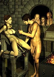 Inquisition - Nothing like the taste of a virgin pussy by Riodoro 2015