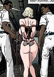 Predondo fansadox 456 Prison horror story 8 - Cora will learn to her utmost humiliation