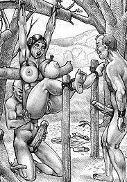 Roman crucifixions - Breaking their legs is more fun than just shagging them by Marcus